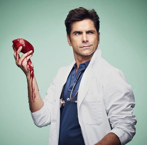 Scream Queens star John Stamos