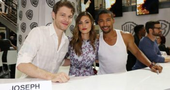 The Originals stars Joseph Morgan, Phoebe Tonkin, Charles Michael Davis