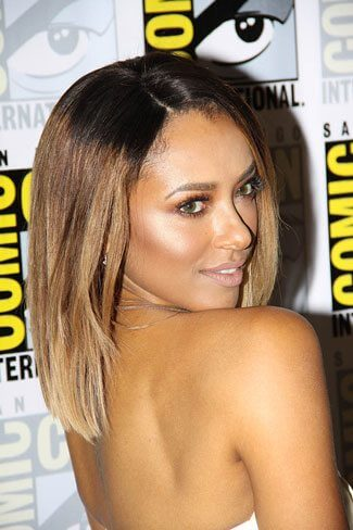 Vampire Diaries star Kat Graham