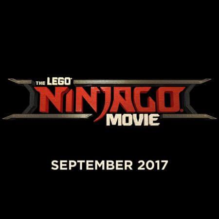 Lego Ninjago Movie Logo
