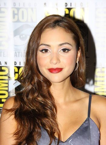 The 100 star Lindsey Morgan
