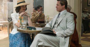 Allliedstar Marion Cotillard and Brad Pitt