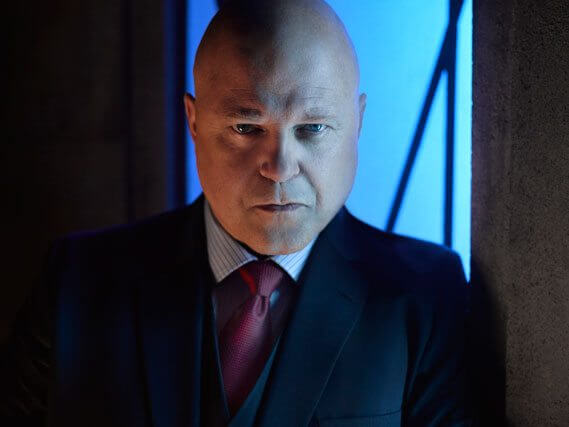 Gotham star Michael Chiklis