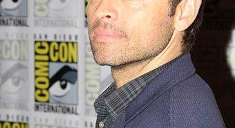 Supernatural star Misha Collins