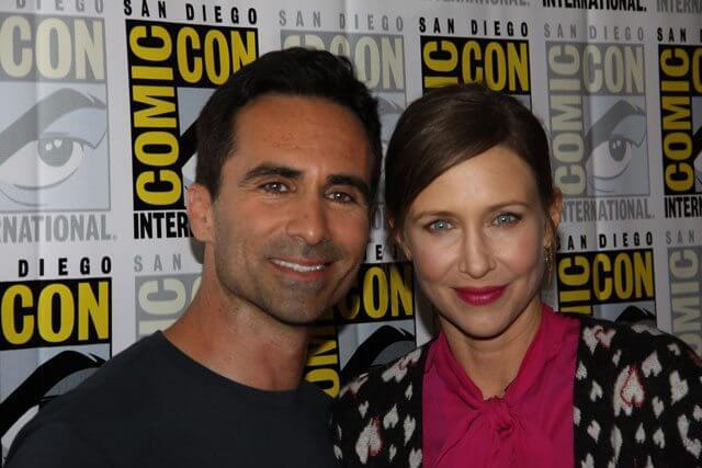 Bates Motel stars Nestor Carbonell and Vera Farmiga