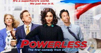 Vanessa Hudgens stars in Powerless