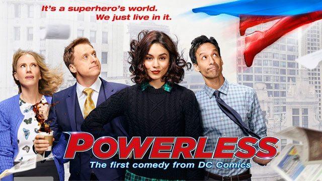 Vanessa Hudgens stars in Powerless