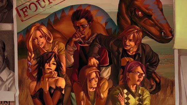 Runaways Comic Book Series