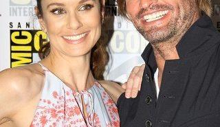 Colony stars Sarah Wayne Callies and Josh Holloway