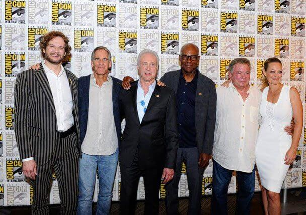 Star Trek 50th Anniversary Press Conference