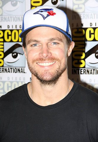Arrow star Stephen Amell