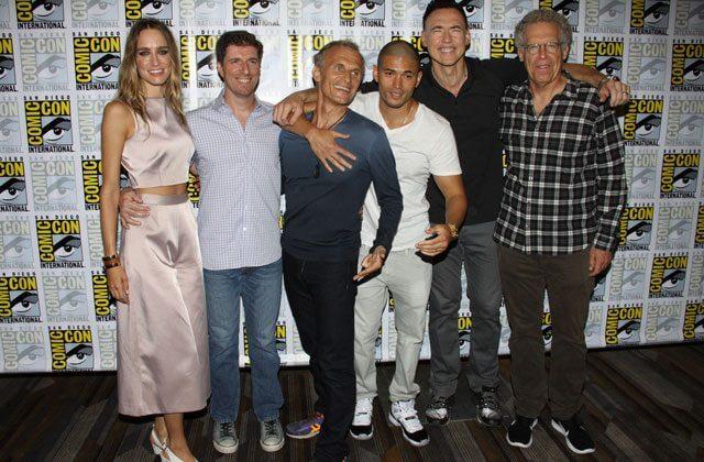The Strain Season 3 at Comic Con