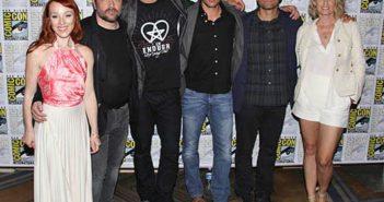 Supernatural Cast Photo Season 12