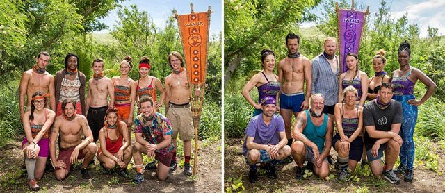 Survivor Season 33 Castaways