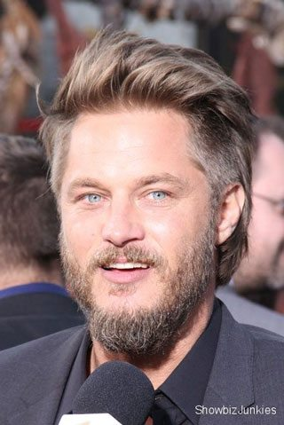 Travis Fimmel Photo