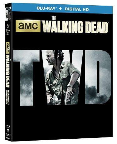 The Walking Dead Season 6 Blu Ray