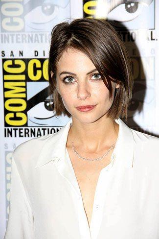 Arrow star Willa Holland