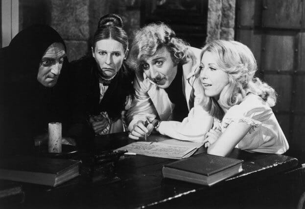 Gene Wilder Best Films Young Frankenstein