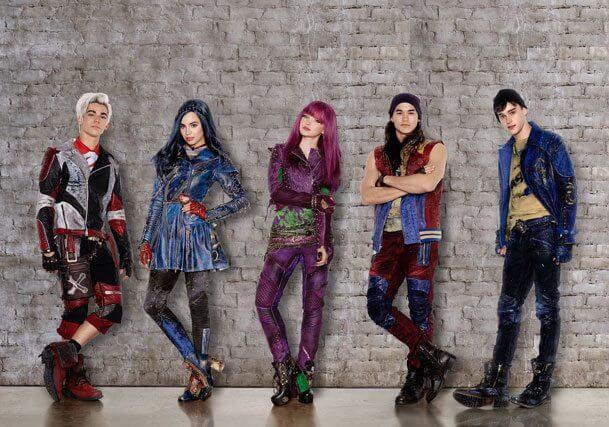 Descendants 2 Cast Photo