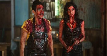 Ash vs Evil Dead Ray Santiago and Dana DeLorenzo