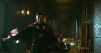 Doctor Strange star Benedict Cumberbatch