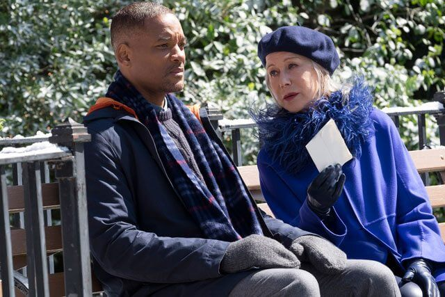 Collateral Beauty stars Will Smith and Helen Mirren