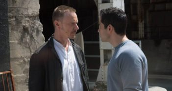Exorcist Season 1 Episode 2 stars Ben Daniels and Alfonso Herrera
