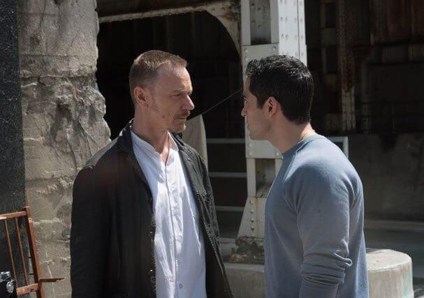 Exorcist Season 1 Episode 2 stars Ben Daniels and Alfonso Herrera
