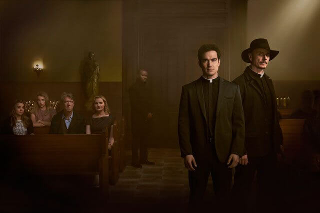 The Exorcist TV Series Cast
