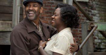 Fences stars Denzel Washington and Viola Davis