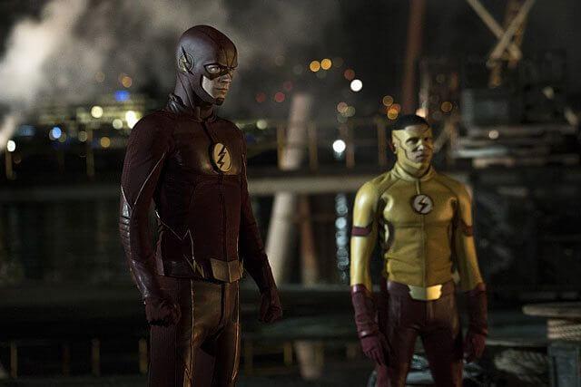The Flash Season 3 Flashpoint