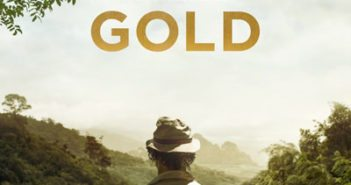 Gold Movie Poster with Matthew McConaughey