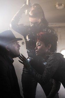 Gotham Season 3 Episode 2 Donal Logue and Jada Pinkett Smith