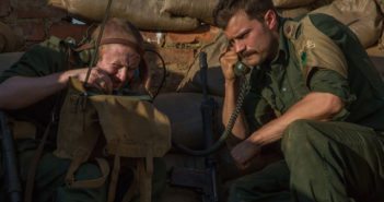Jamie Dornan stars in The Siege of Jadotville