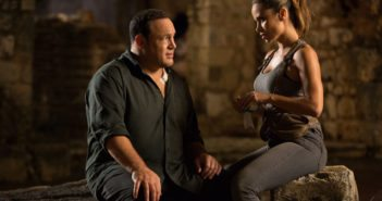 Kevin James in True Memoirs of an International Assassin