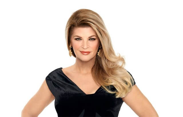 Kirstie Alley stars in Scream Queens season 2