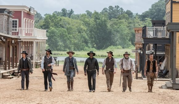 The Magnificent Seven Cast