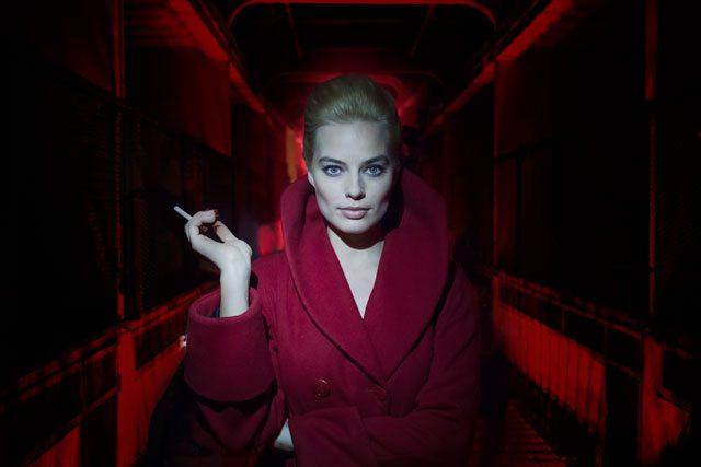 Margot Robbie stars in Terminal