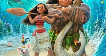 Moana Theatrical Poster