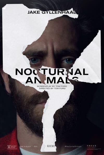 Nocturnal Animals Jake Gyllenhaal Poster