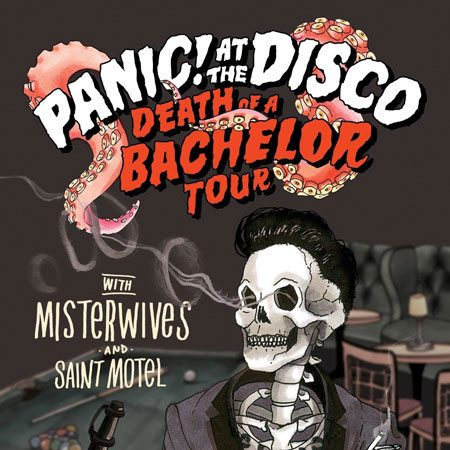 Panic! At The Disco Tour Dates