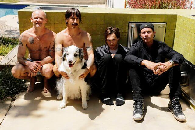 Grammy Awards Performers Red Hot Chili Peppers