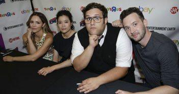 Scorpion cast at Comic Con 2016