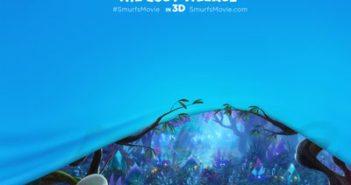 Smurfs The Lost Village Movie Poster