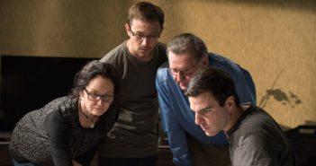 Snowden Cast Photo