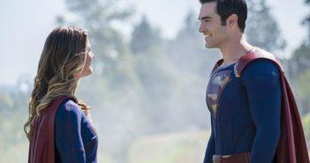 Supergirl star Melissa Benoist and Tyler Hoechlin