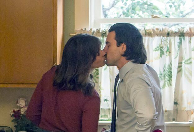 This Is Us stars Mandy Moore and Milo Ventimiglia