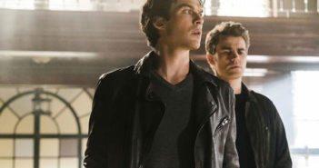 Vampire Diaries stars Ian Somerhalder and Paul Wesley