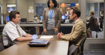 Vice Principals stars Walton Goggins, Danny McBride, Kimberly Hebert Gregory