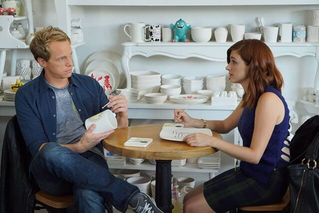 You're the Worst stars Chris Geere and Aya Cash